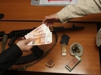 Больше 8тысяч патронов сдали вуходящем году жители Самарской области