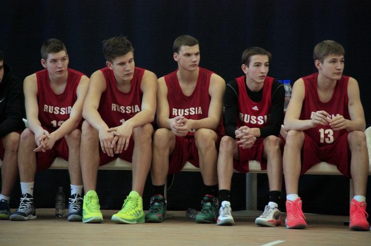 Тольяттинские баскетболисты всоставе сборной отправились вТурцию