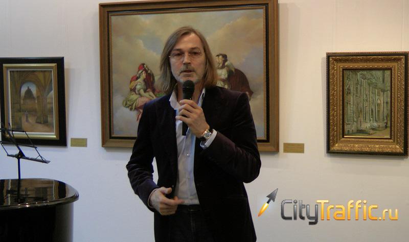 Никас Сафронов считает, что вТольятти ему делают достаточно заказов (видео)