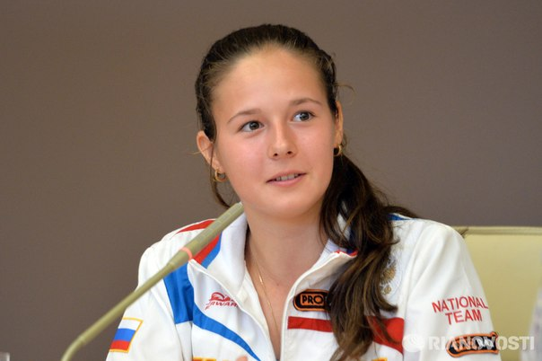 Дарья Касаткина успешно преодолела четвертьфинал американского турнира
