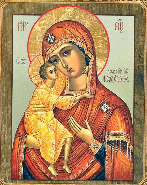 В Тольятти прибыла чудотворная икона