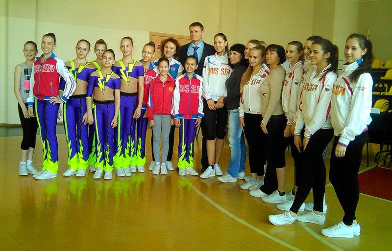 Команда по фитнес-аэробике Тольятти отправляется вГолландию
