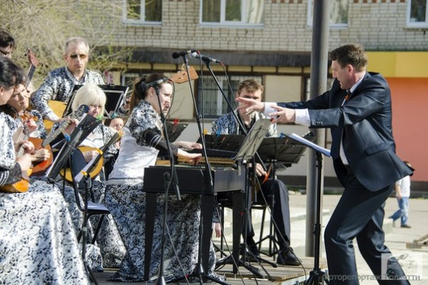 В Тольятти музыканты филармонии открывают концертный парковый сезон