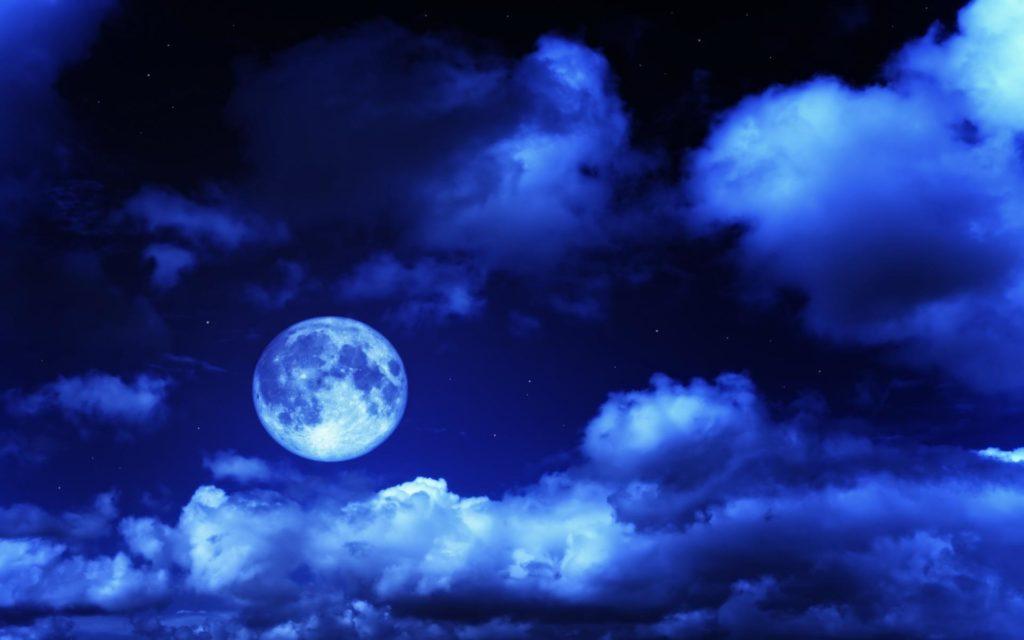 Октябрь начнется с редкого астрономического события - на небе появится «Голубая Луна»   CityTraffic