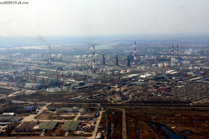 США огласило список, вкотором оказались нефтеперерабатывающие заводы Самарской области