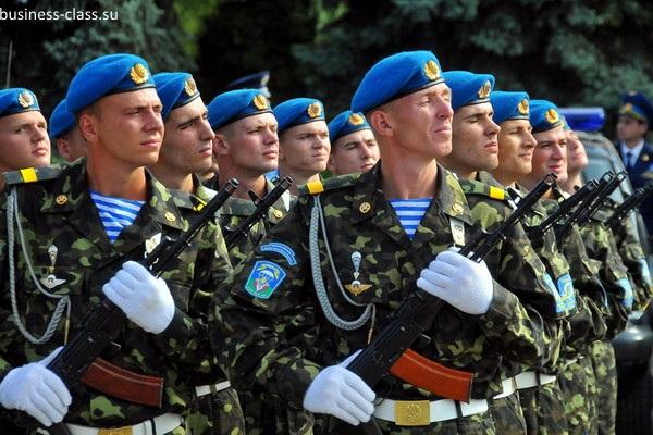Тольяттинцев ждут на празднование ДняВДВ