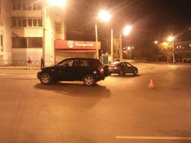 В Самаре столкнулись две иномарки, женщина и двое маленьких детей в больнице | CityTraffic