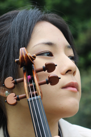 Японская скрипачка-виртуоз сыграет для тольяттинцев 1октября
