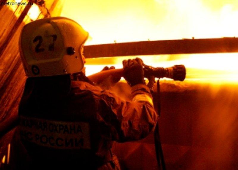 На пожаре вСамарской области погиб ребенок