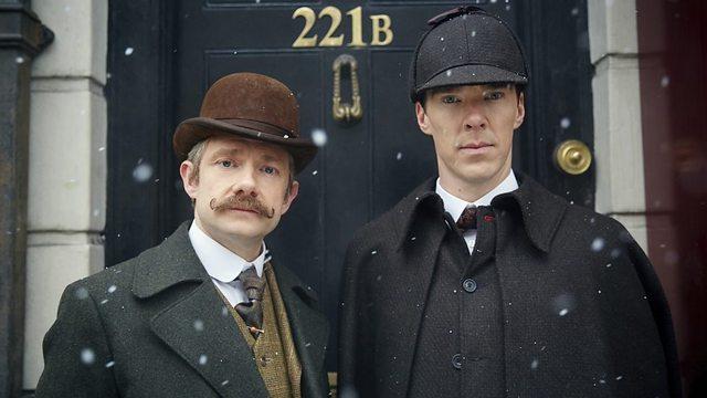 У кого Новый год, ау кого—Шерлок