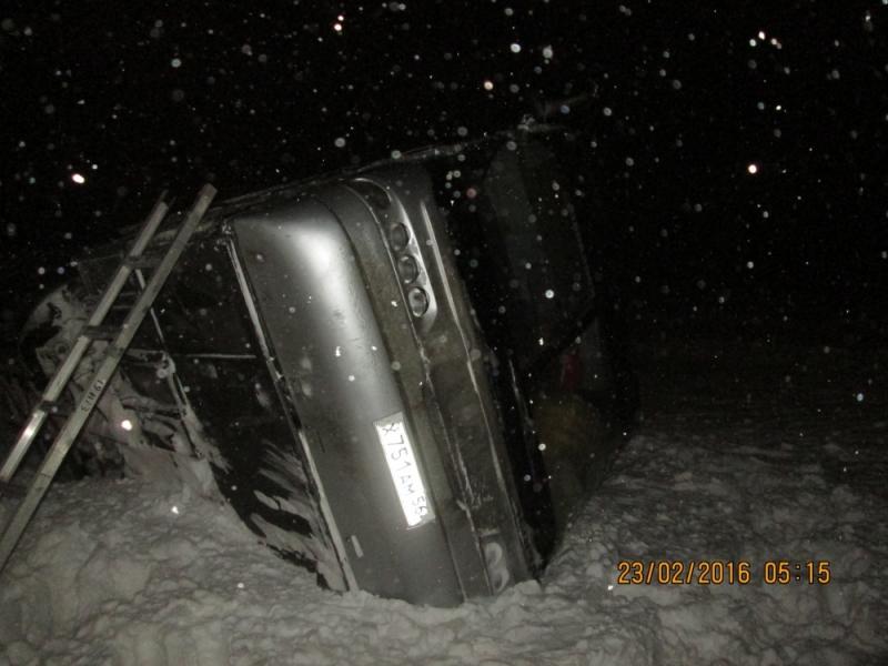 Автобус, ехавший из Москвы в Оренбург, опрокинулся в 5 километрах от Сызрани | CityTraffic