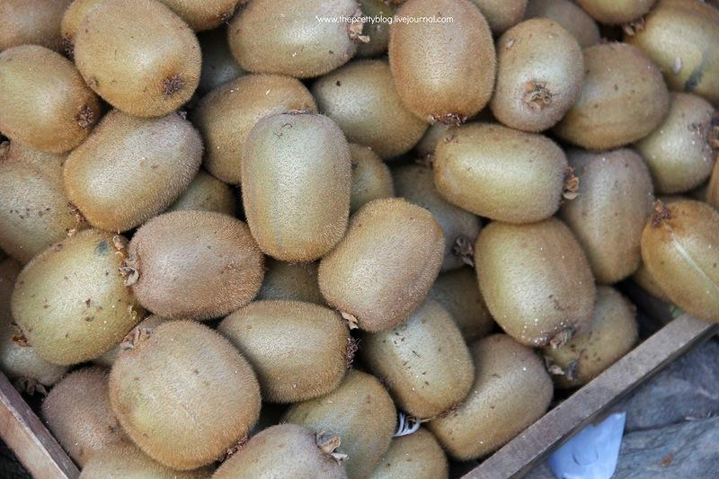 В Самаре уничтожены 100 килограммов киви