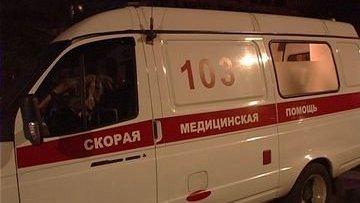 """В Самаре женщина за рулем """"Киа"""" не уступила дорогу КАМАЗу—пострадали двое взрослых идвое детей"""