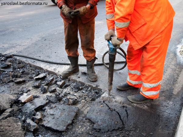 В Тольятти отремонтируют автомобильные  дороги | CityTraffic