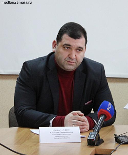 Суд отстранил от должности замминистра здравоохранения Самарской области
