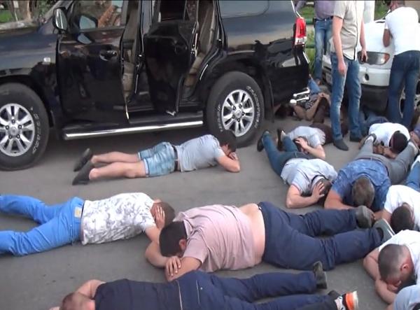 """В Самаре задержаны 30 человек, приехавших на криминальную """"разборку"""""""