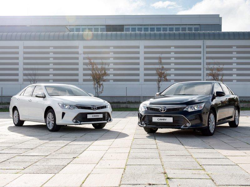 Тойота объявила массовый отзыв автомобилей