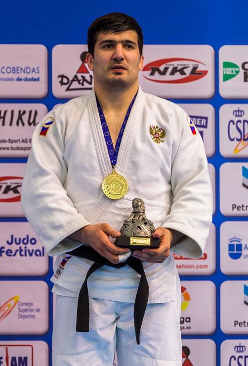 Тагир Хайбулаев едет вРио-де-Жанейро на Олимпиаду