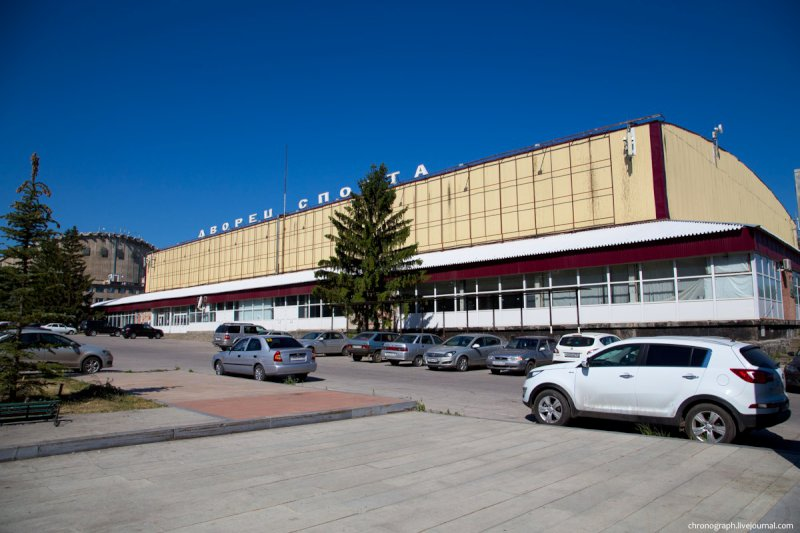 В Самаре готовят документы для реконструкции Дворца спорта на Молодогвардейской