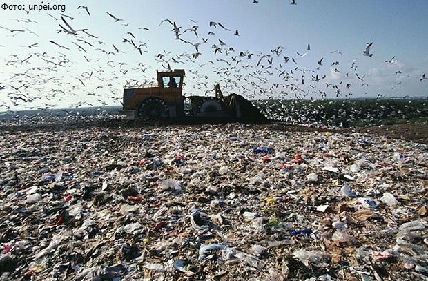 Предприятие из Новокуйбышевска опасно хранило свои отходы