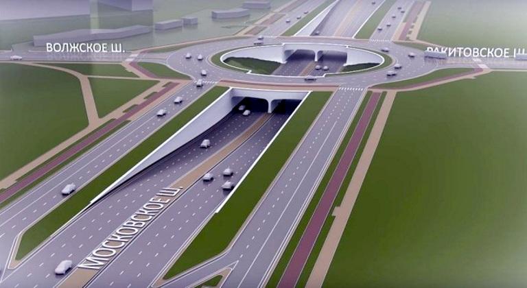 В Самаре ищут подрядчика для осуществления авторского надзора над реконструкцией Московского шоссе