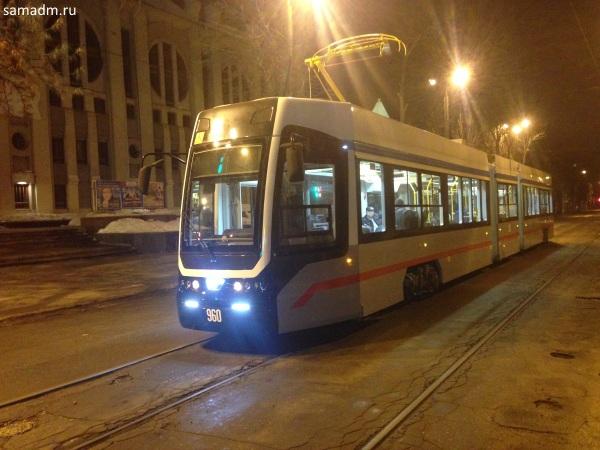 В Самаре снова пытаются купить трамваи—идешевле, чем раньше