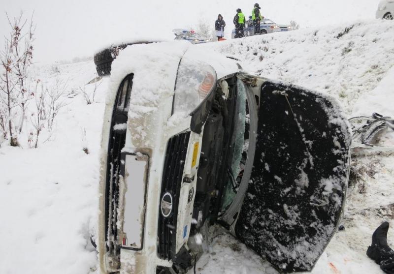 В Самарской области авария унесла жизни двух женщин имужчины
