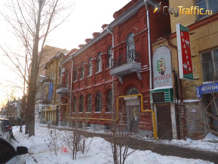 Отреставрированные фасады Самары—декабрь 2016