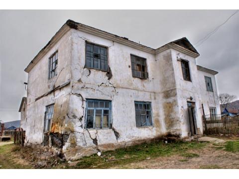 В Самарской области сиротский приют довели до полной разрухи