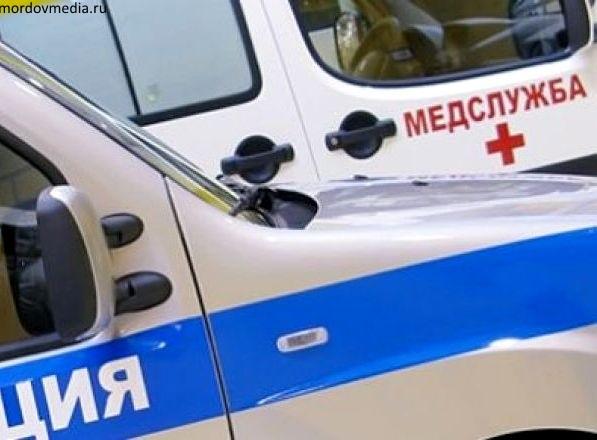 В Чапаевске ваварии погибли два человека