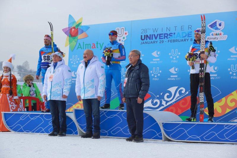 Валерий Гонтарь стал двукратным призером Универсиады-2017