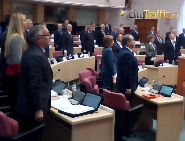 Депутаты Самарской губернской думы поделили пенсионеров по ранжиру