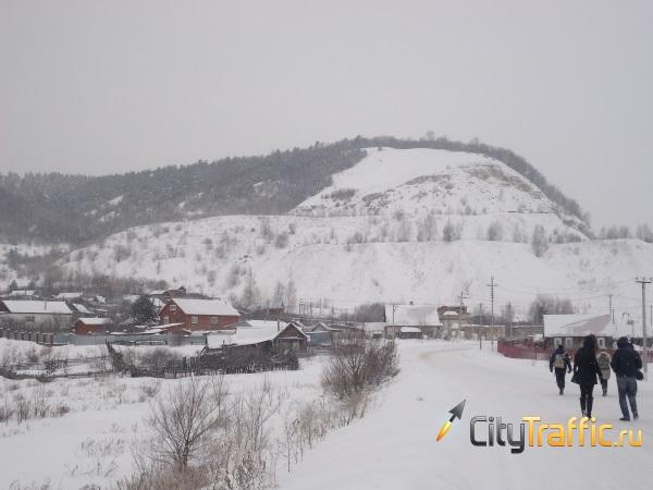 Путешествие вШиряево зимой