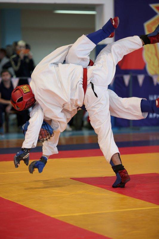 В Рощинском пройдет чемпионат ЦВО по армейскому рукопашному бою