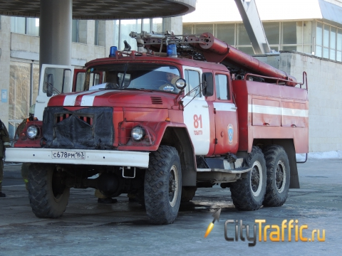 В Самаре построят пожарное депо на шесть машино-выездов | CityTraffic