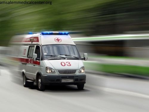 В Самаре с6‑го этажа упала 4‑летняя девочка