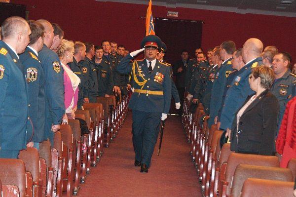 Как вСамарской области отметили 368 лет со дня образования пожарной охраны России
