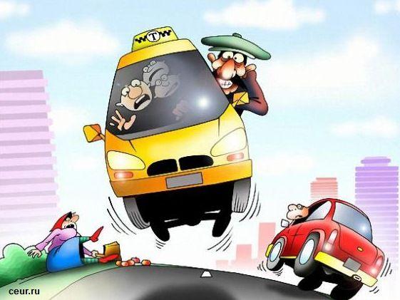 С 1июня водителям синостранными правами нельзя возить пассажиров