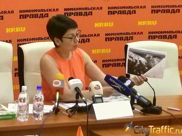 Людмила Анурова: Вихри вСамарской области возможны, торнадо—нет