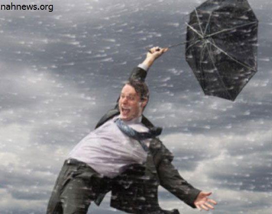 Самарскую область будет штормить 1 июля | CityTraffic