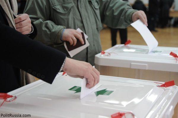 В России предлагают заверять обещания политиков перед выборами унотариуса