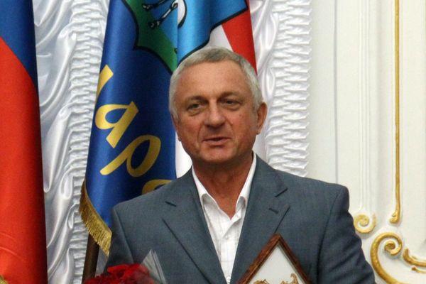 Экс-глава Советского района Владимир Пархоменко снова претендует на этотпост