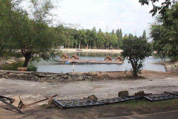 В Самаре парк 50-летия Октября отремонтируют в2018 году ко Дню Победы