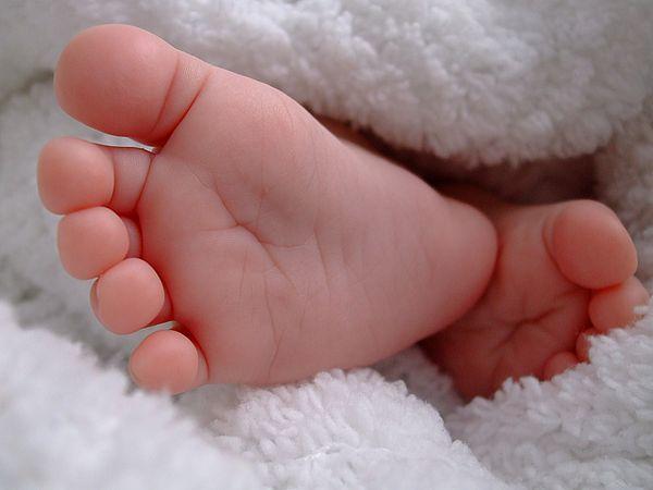 В Сызрани родился малыш-богатырь весом более 5кг