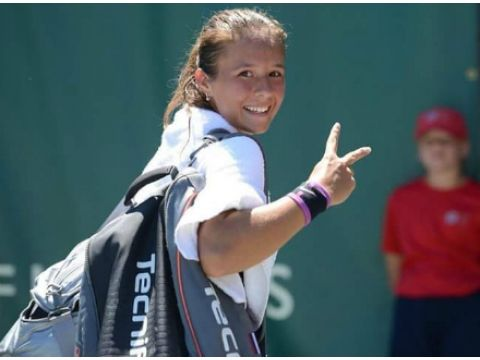 Дарья Касаткина прошла во второй круг турнира вПекине