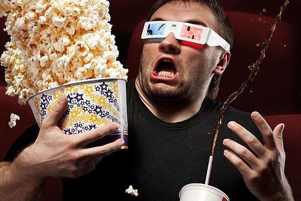 Можно ли ходить в кино с едой | CityTraffic