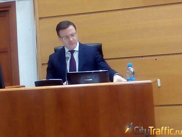 Дмитрий Азаров предупредил областных министров, что будет оценивать их работу по эффективности исполнения областного бюджета