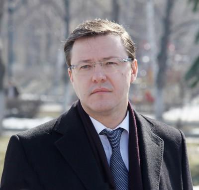 Дмитрий Азаров поздравил жителей Самарской области снаступающим Новым годом ипоблагодарил земляков за поддержку