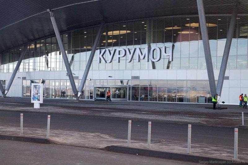 """Аэропорт """"Курумоч"""" вновь начал принимать Airbus-330–200"""
