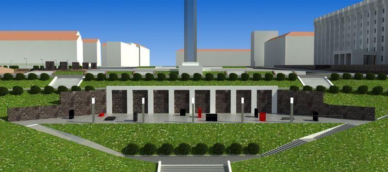 Самарцам предложат проголосовать 18 марта за то, каким они хотят видеть склон на площади Славы